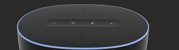 Xiaomi Mi Smart Speaker Tasten