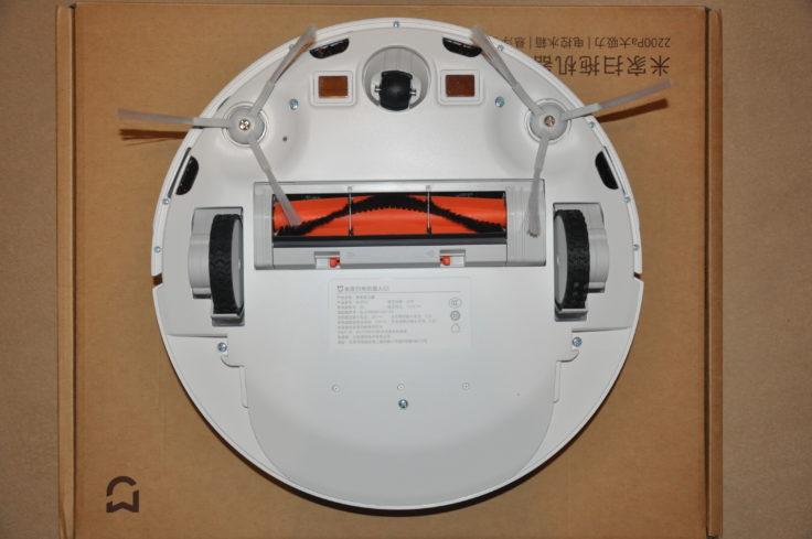 Xiaomi Mijia G1 Saugroboter Unterseite