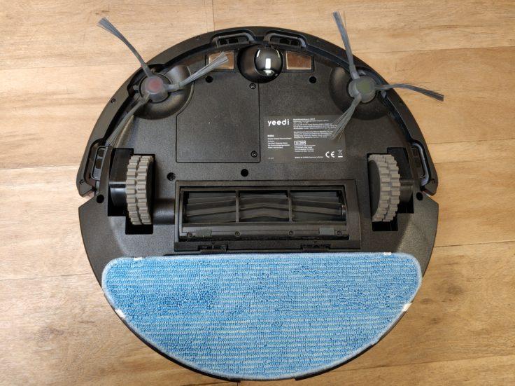 Yeedi K650 Saugroboter Wischfunktion