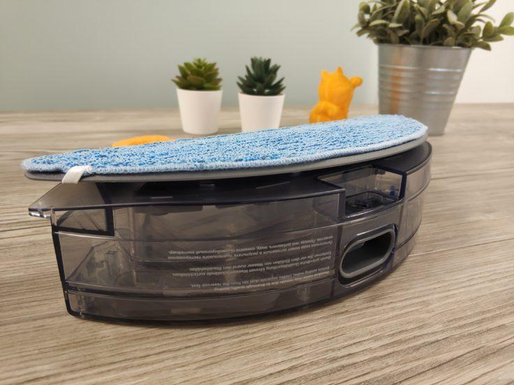 Yeedi K650 Saugroboter Wassertank mit Mikrofasertuch