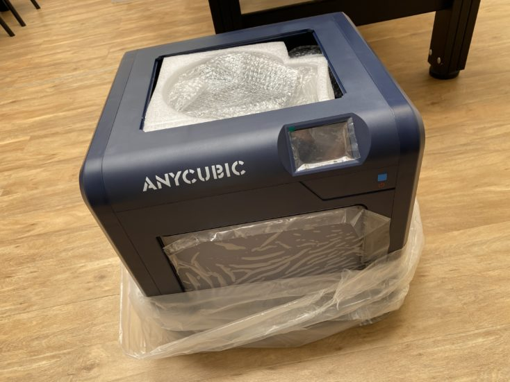 anycubic-4max-pro-2.0-verpackung-ausgepackt