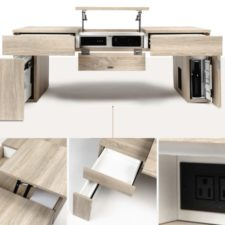 coolest table Funktionen Features