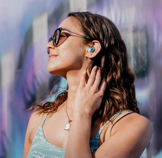 1MORE ColorBuds Kopfhoerer im Ohr