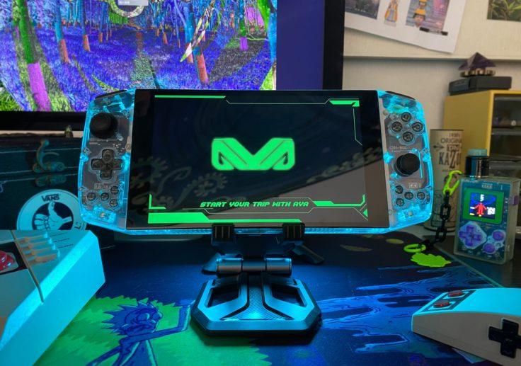 AYA Neo Gaming-Handheld Front