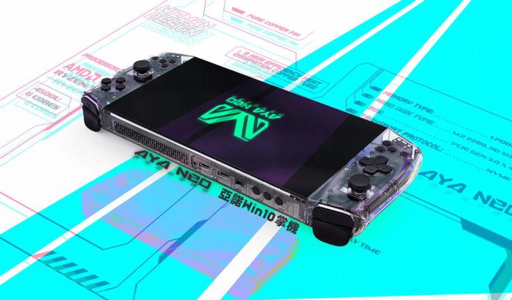 AYA Neo Gaming-Handheld Produktbild