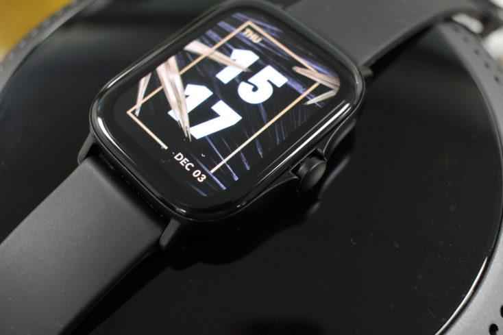 Amazfit GTS 2 Smartwatch Funktionstaste