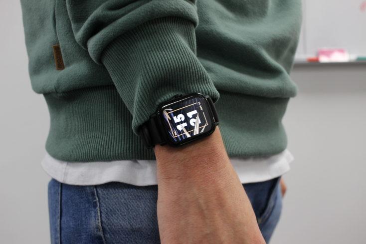Amazfit GTS 2 Smartwatch Tragekomfort