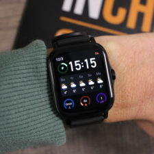 Amazfit GTS 2 Smartwatch am Arm