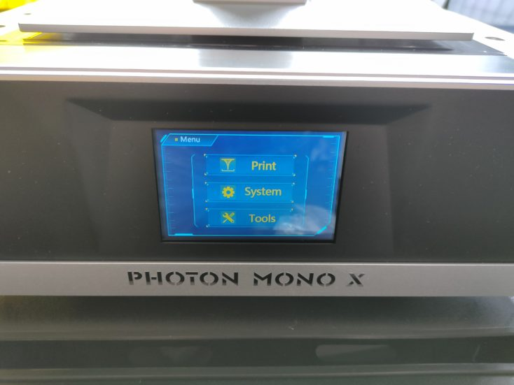 Anycubic Photon Mono X Display 1