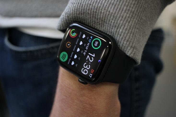 Apple Watch SE Tragekomfort