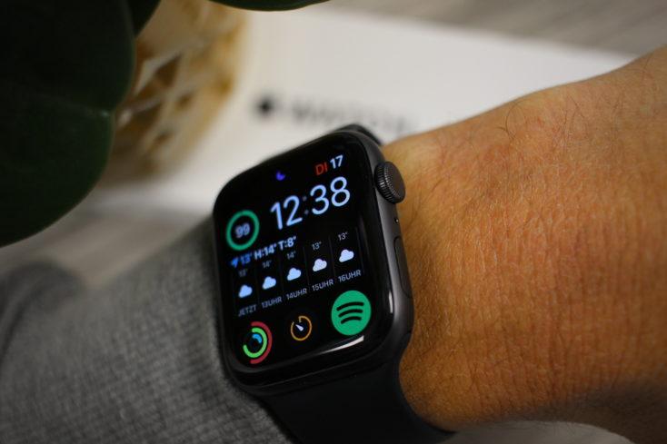 Apple Watch SE Verarbeitung 2