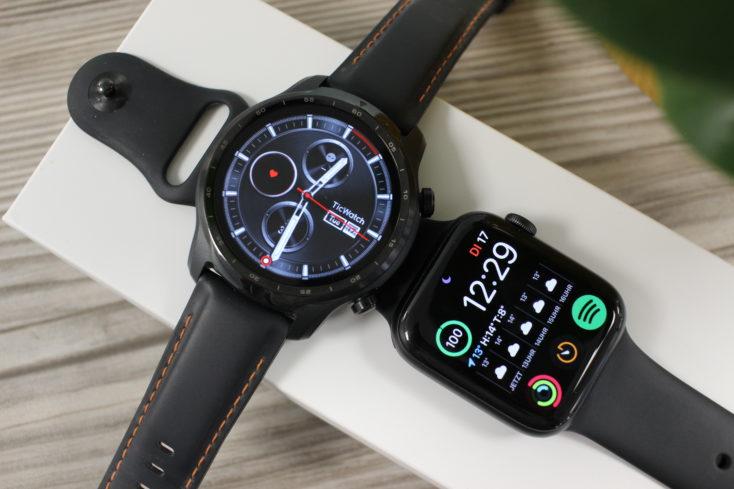 Apple Watch SE vs Ticwatch Pro 3 GPS
