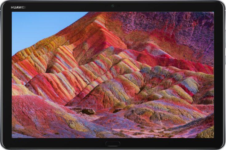 Huawei MediaPad M5 Lite Tablet Display