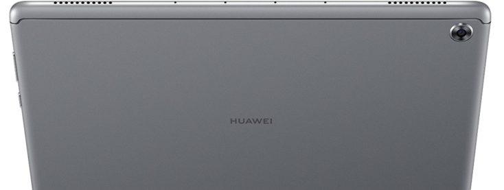 Huawei MediaPad M5 Lite Tablet Rueckseite