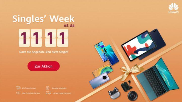 Huawei Singles Day