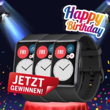 Huawei Watch Fit Gewinnspiel Tag 6 Beitrag