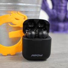 Mpow X3 Kopfhoerer im Ladecase