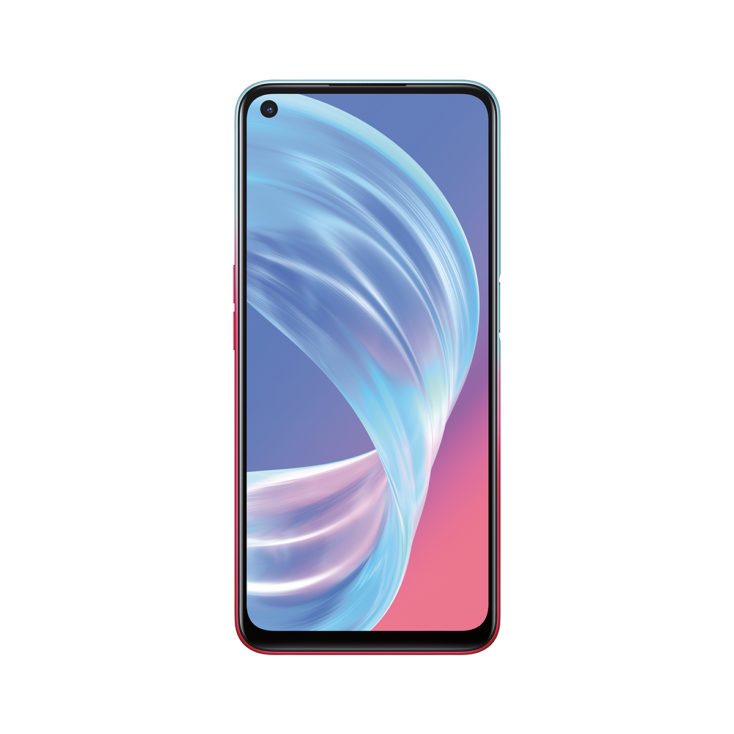 OPPO A73 5G Smartphone Display
