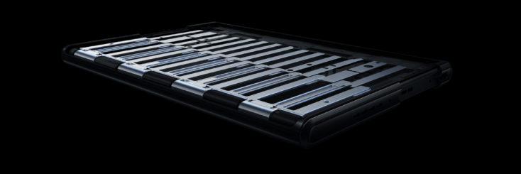 OPPO X 2021 Metallplatte