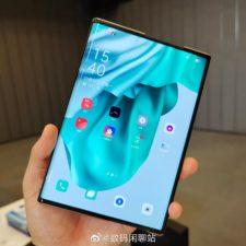 OPPO X 2021 Smartphone