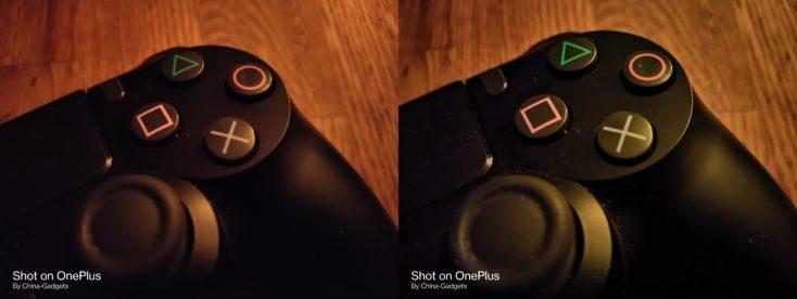 OnePlus Nord N10 normal vs nachtmodus hauptkamera