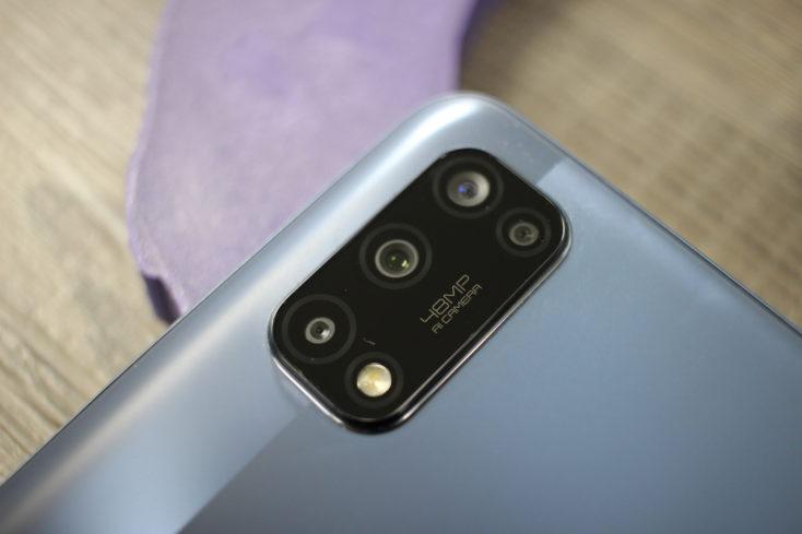 Realme 7 5G Kamera