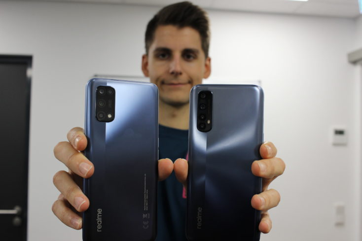Realme 7 5G vs Realme 7