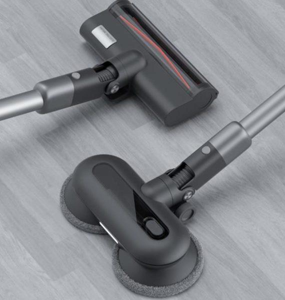 Roidmi NEX 2 Plus Akkusauger Wischaufsatz