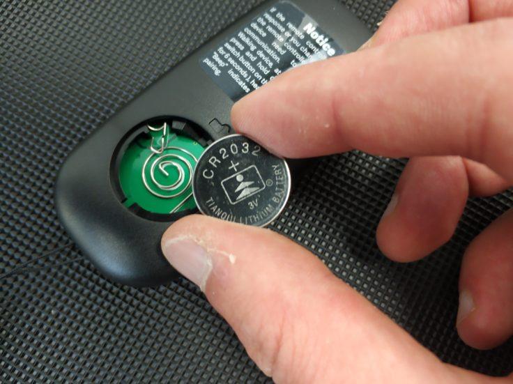 Urevo U1 Walkingpad Knopfbatterie Fernbedienung