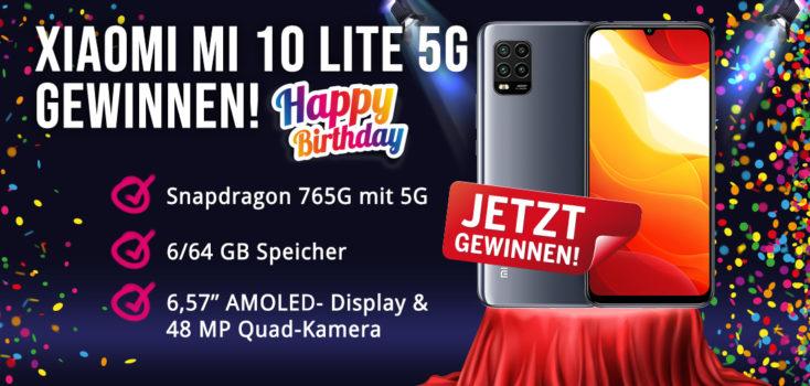 Xiaomi Mi 10 Lite 5G LP Tag 9 Beitrag