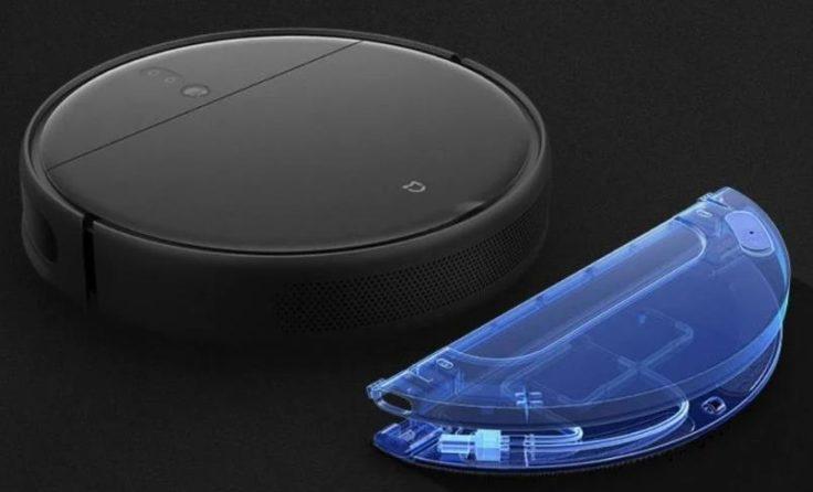 Xiaomi Mijia 1T Saugroboter Wischfunktion Wassertank