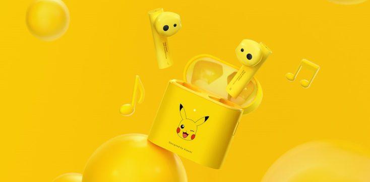 Xiaomi Pikachu-Edition Air 2s