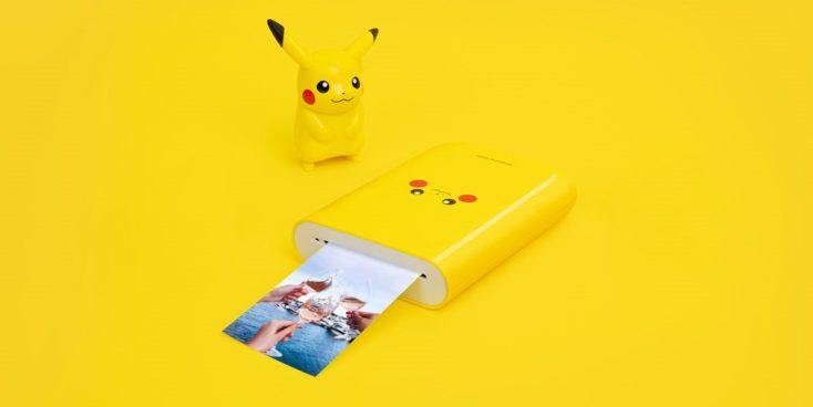 Xiaomi Pikachu-Edition Drucker