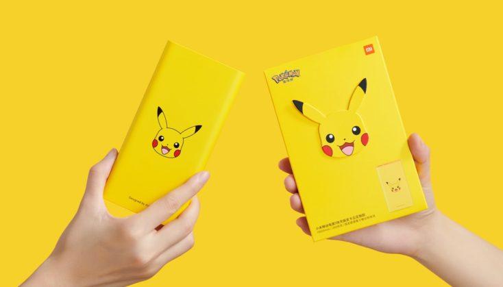 Xiaomi Pikachu-Edition Powerbank 3