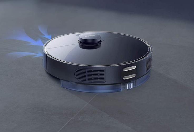 360 S7 Pro Saugroboter Wischfunktion Wassertank