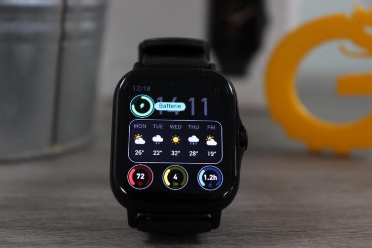 Amazfit GTS 2 Anpassbare Watchfaces