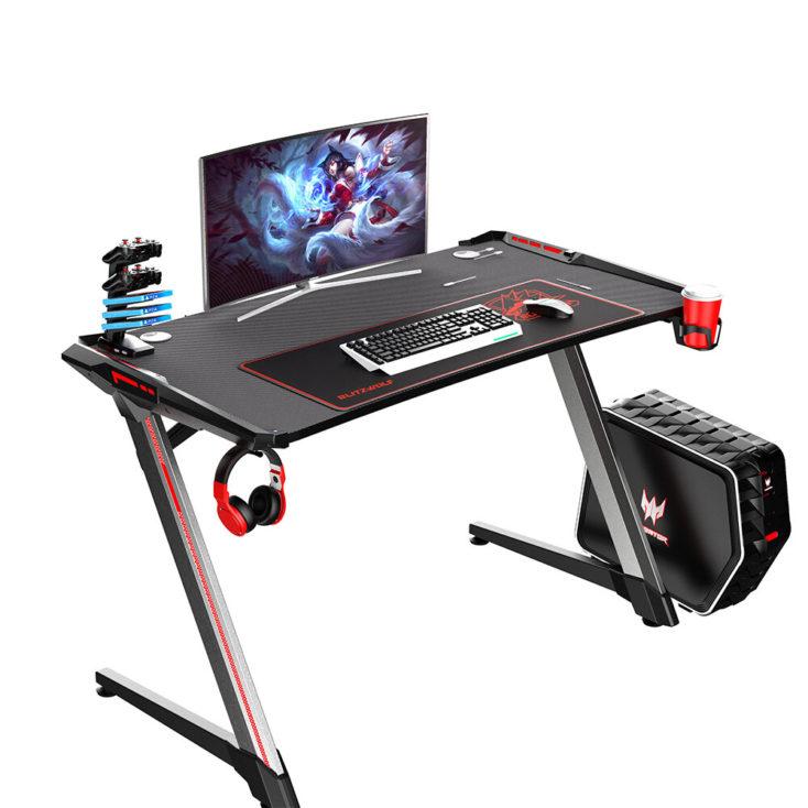 BlitzWolf Gaming Schreibtisch
