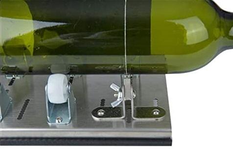 Glasschneider mit Flasche
