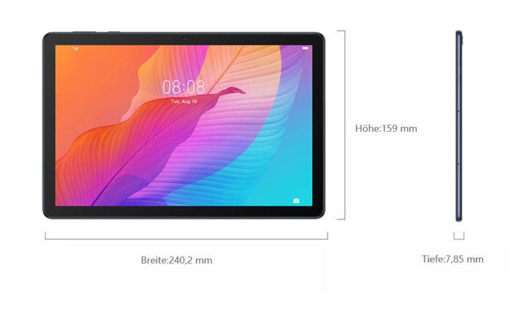 Huawei MatePad T10S Abmessungen