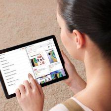 Huawei MatePad T10S Tablet Bildschirm