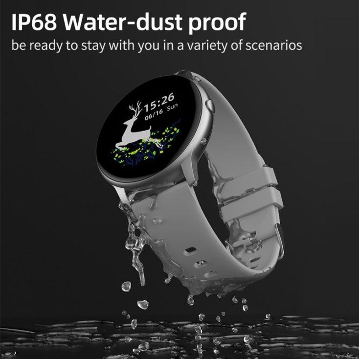 Imilab KW66 Smartwatch IP68 Rating