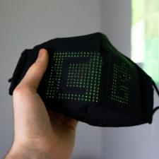 LED Maske Design