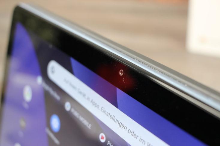 Lenovo IdeaPad Duet Chromebook Frontkamera