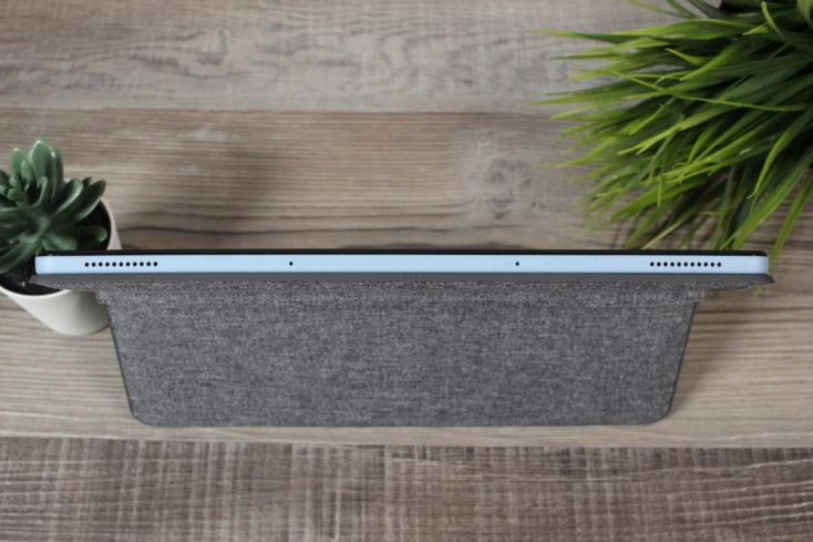 Lenovo IdeaPad Duet Chromebook Lautsprecher und Mikrofone