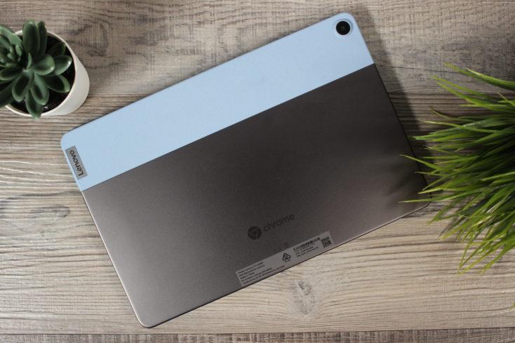 Lenovo IdeaPad Duet Chromebook Rueckseite
