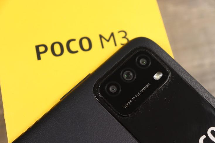 POCO M3 Smartphone Kamera