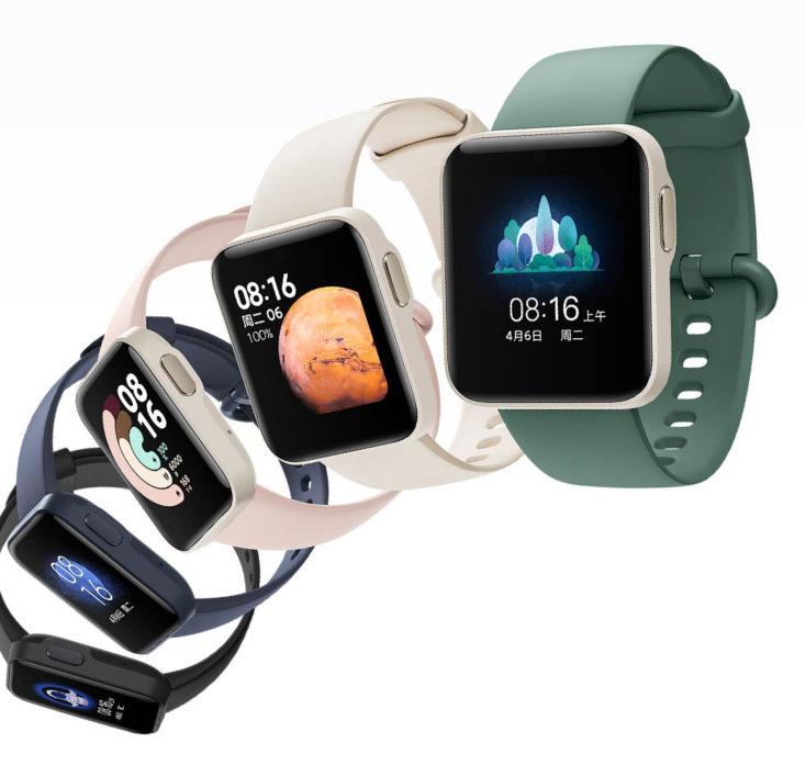 Redmi Watch Smartwatch Farben