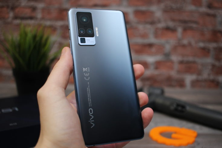 Vivo X51 5G Design