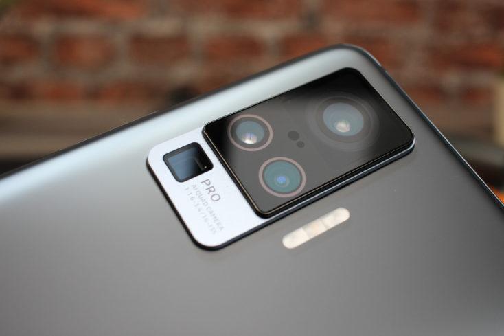 Vivo X51 5G Kamera Design