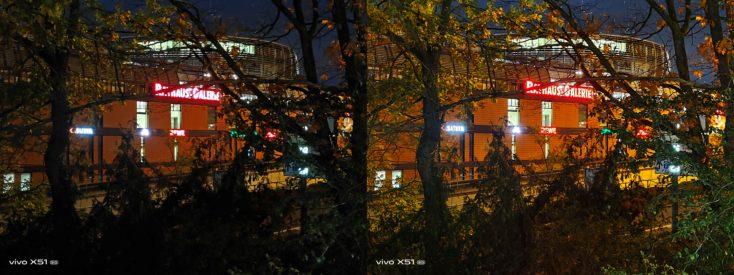 Vivo X51 5G Nachtmodus Galerie